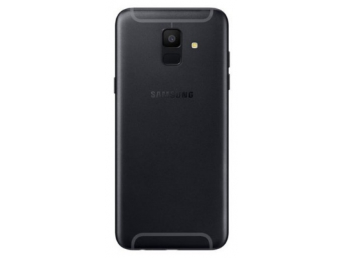 Смартфон Samsung Galaxy A6 3/32Gb, черный, вид 1