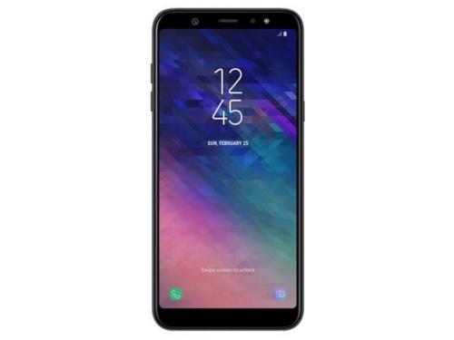 Смартфон Samsung Galaxy A6+ 3/32Gb, черный, вид 2