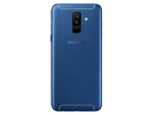 Смартфон Samsung Galaxy A6+ 3/32Gb, синий, вид 1
