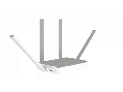 Роутер Wi-Fi Keenetic Extra KN-1710, белый, вид 2