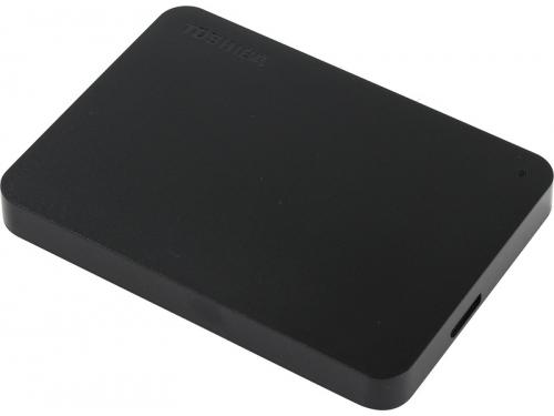 Внешний жёсткий диск Toshiba HDTB410EK3AA 1000Gb черный, вид 1