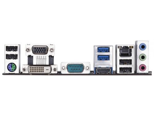 Материнская плата Gigabyte H310M S2P microATX, вид 4