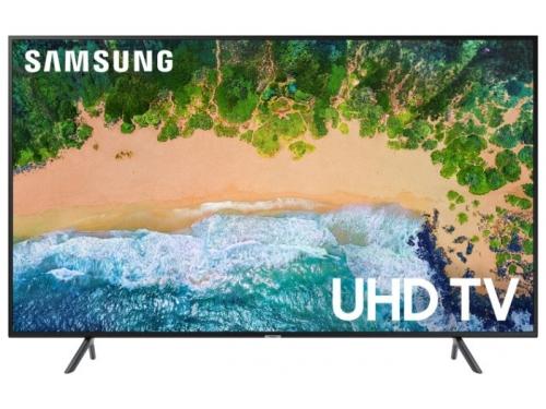 телевизор Samsung UE49NU7100U, черный, вид 2