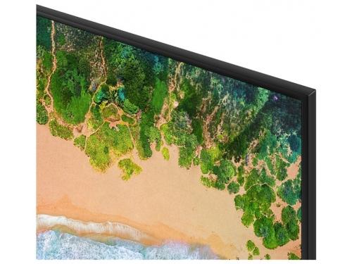 телевизор Samsung UE49NU7100U, черный, вид 4