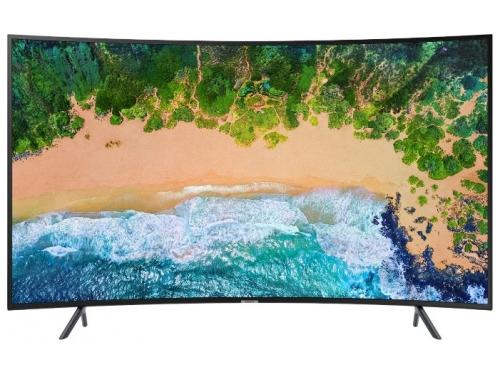 телевизор Samsung UE55NU7300U, черный, вид 2