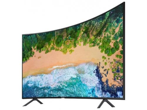 телевизор Samsung UE55NU7300U, черный, вид 4