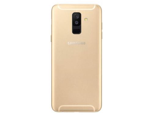 Смартфон Samsung Galaxy A6+ 3/32Gb, золотистый, вид 2