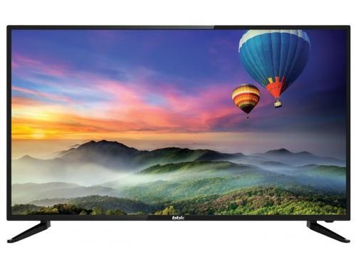 телевизор BBK 43LEX-5056/FT2C, черный, вид 1