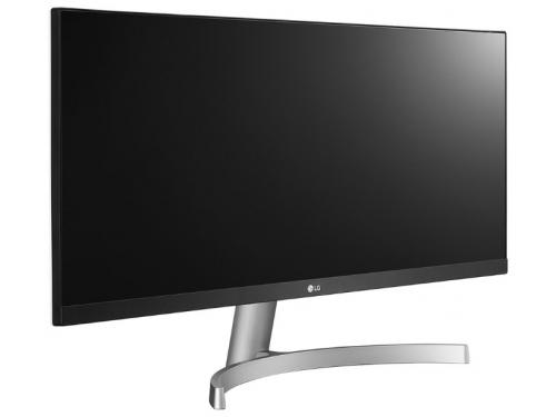 Монитор LG 29WK600, белый, вид 1