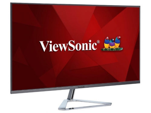 Монитор Viewsonic VX3276-2K-MHD, черный/серый, вид 1