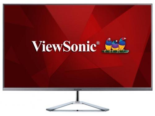 Монитор Viewsonic VX3276-2K-MHD, черный/серый, вид 2