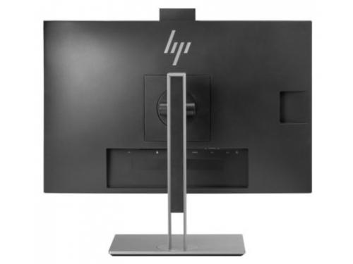 Монитор HP EliteDisplay E243m, серебристый, вид 4