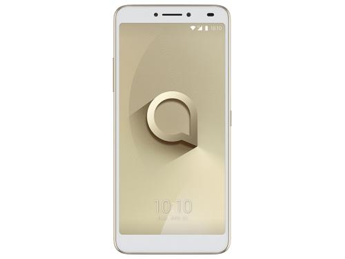 Смартфон Alcatel 5099D 3V 2/16Gb, золотистый, вид 1