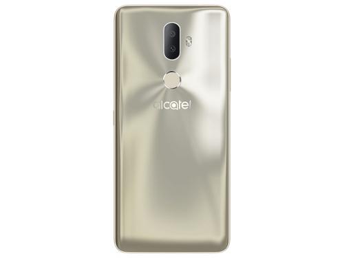 Смартфон Alcatel 5099D 3V 2/16Gb, золотистый, вид 2