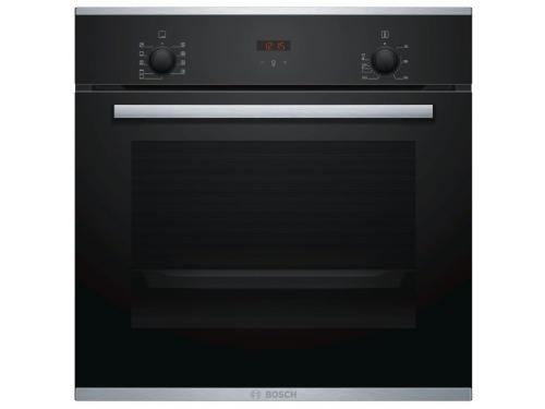 Духовой шкаф Bosch HBF214BB0R, черный, вид 1