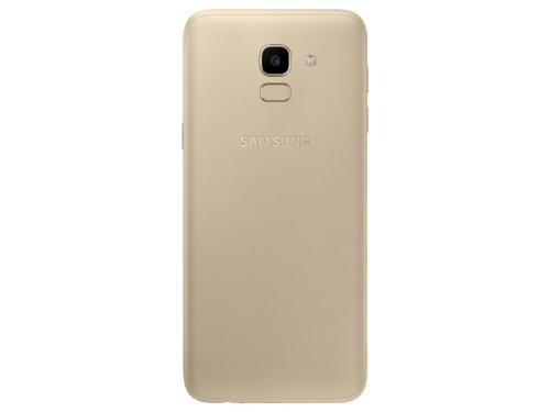 Смартфон Samsung Galaxy J6 (2018) SM-J600 3/32Gb, золотистый, вид 2