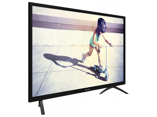 телевизор Philips 43PFS4012/12, черный, вид 1