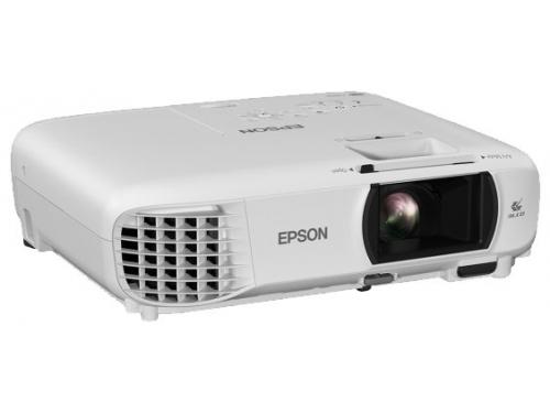 Мультимедиа-проектор Epson EH-TW610 белый, вид 1