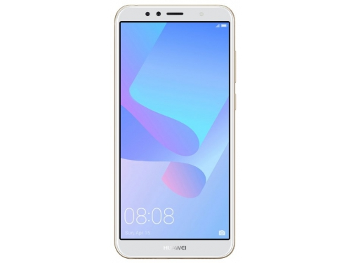 Смартфон Huawei Y6 2018 Prime ATU-L31, золотистый, вид 2