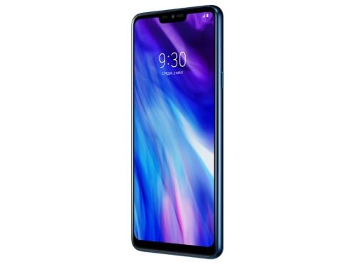 Смартфон LG G7 G710E 4Gb/64Gb, синий, вид 4