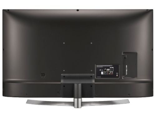 телевизор LG 50UK6550PLD, серый, вид 5