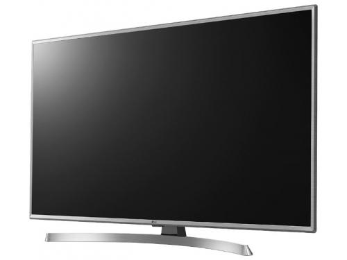 телевизор LG 50UK6550PLD, серый, вид 3