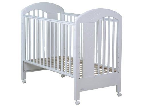Детская кроватка Fiorellino Fiore 12347 орех, вид 7