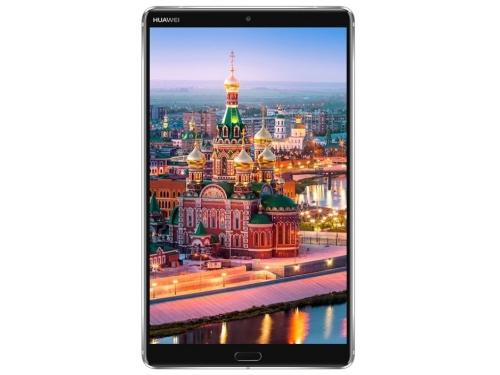 Планшет Huawei MediaPad M5 8.4 4/64Gb LTE, стальной, вид 1