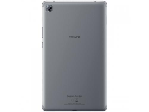 Планшет Huawei MediaPad M5 8.4 4/64Gb LTE, стальной, вид 2
