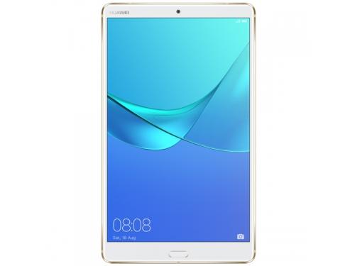 Планшет Huawei MediaPad M5 8.4 4/64Gb LTE, золотистый, вид 1