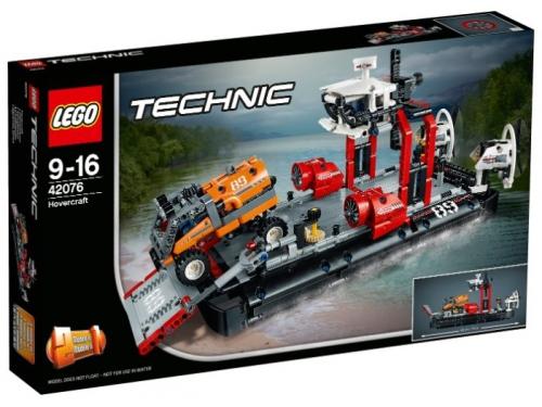 Конструктор Lego Technic, Корабль на воздушной подушке, 42076, вид 1