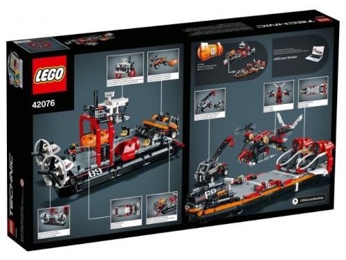 Конструктор Lego Technic, Корабль на воздушной подушке, 42076, вид 2