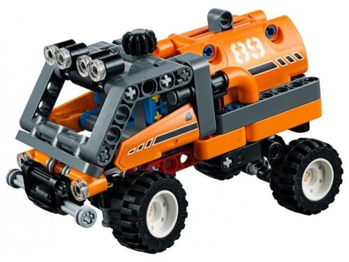 Конструктор Lego Technic, Корабль на воздушной подушке, 42076, вид 7