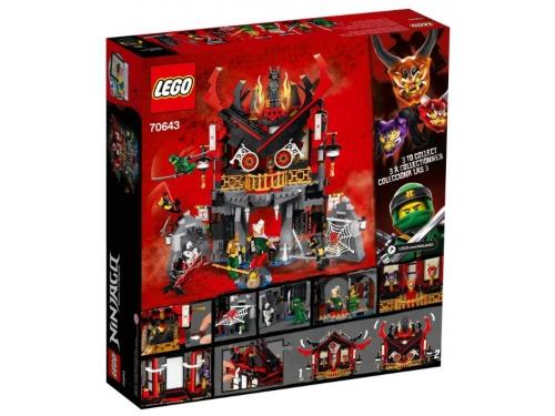 Конструктор Lego Ninjago, Храм воскресения (70643), вид 2