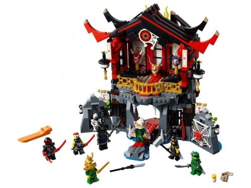 Конструктор Lego Ninjago, Храм воскресения (70643), вид 3