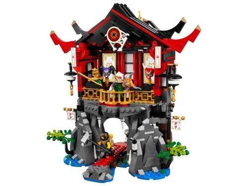 Конструктор Lego Ninjago, Храм воскресения (70643), вид 4