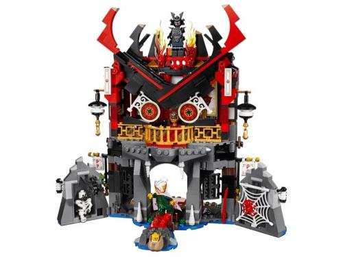 Конструктор Lego Ninjago, Храм воскресения (70643), вид 5