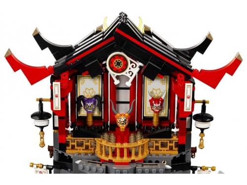 Конструктор Lego Ninjago, Храм воскресения (70643), вид 6
