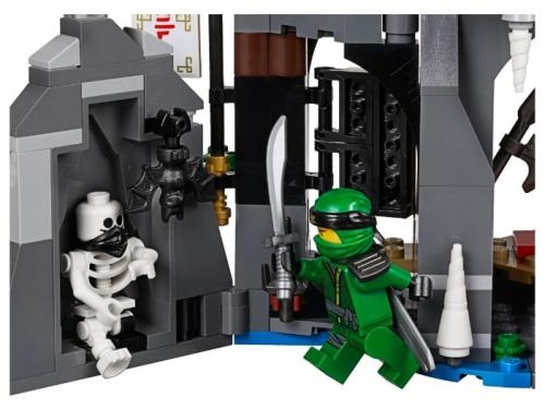 Конструктор Lego Ninjago, Храм воскресения (70643), вид 7