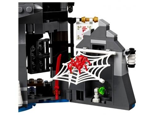 Конструктор Lego Ninjago, Храм воскресения (70643), вид 8