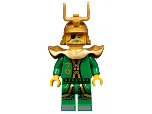 Конструктор Lego Ninjago, Храм воскресения (70643), вид 12