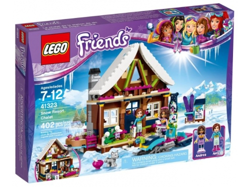Конструктор Lego Friends (41323), вид 1