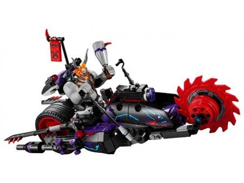 Конструктор Lego Ninjago 70642 Киллоу против Самурая Икс (для мальчика), вид 1