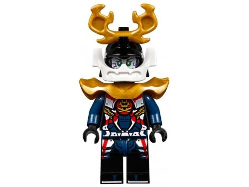 Конструктор Lego Ninjago 70642 Киллоу против Самурая Икс (для мальчика), вид 4