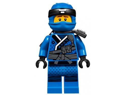 Конструктор Lego Ninjago 70642 Киллоу против Самурая Икс (для мальчика), вид 5