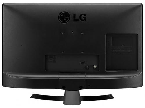 телевизор LG 24TK410V-PZ, черный, вид 4