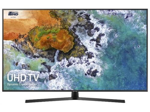 телевизор Samsung UE55NU7400U, черный, вид 2