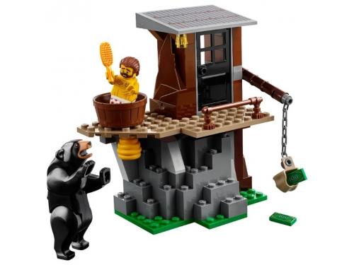 Конструктор Lego City, Погоня в горах (60173), вид 3