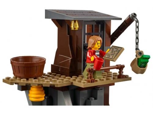 Конструктор Lego City, Погоня в горах (60173), вид 4
