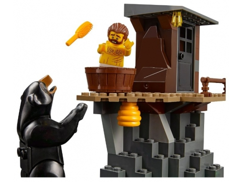 Конструктор Lego City, Погоня в горах (60173), вид 5
